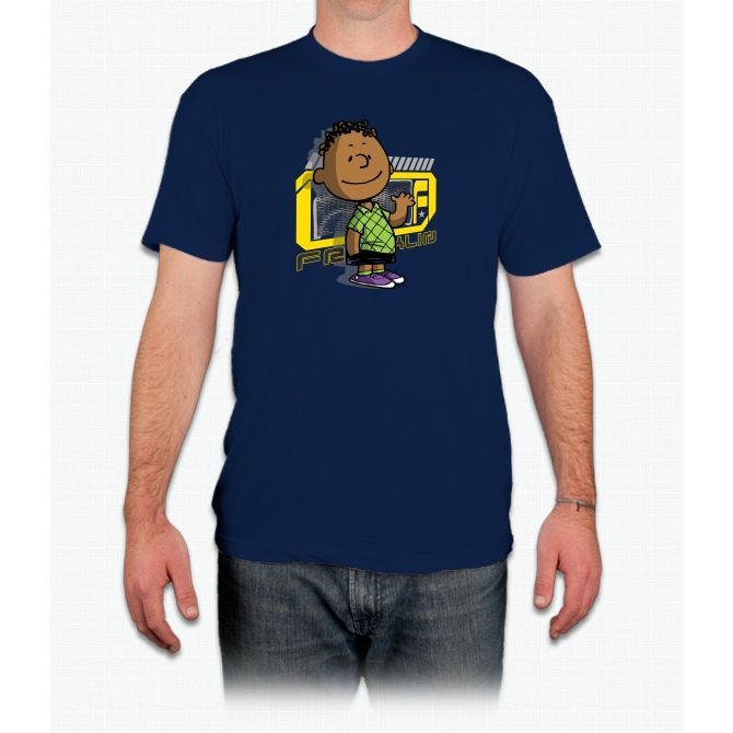My Name's Franklin Snoopy - Men T-Shirt