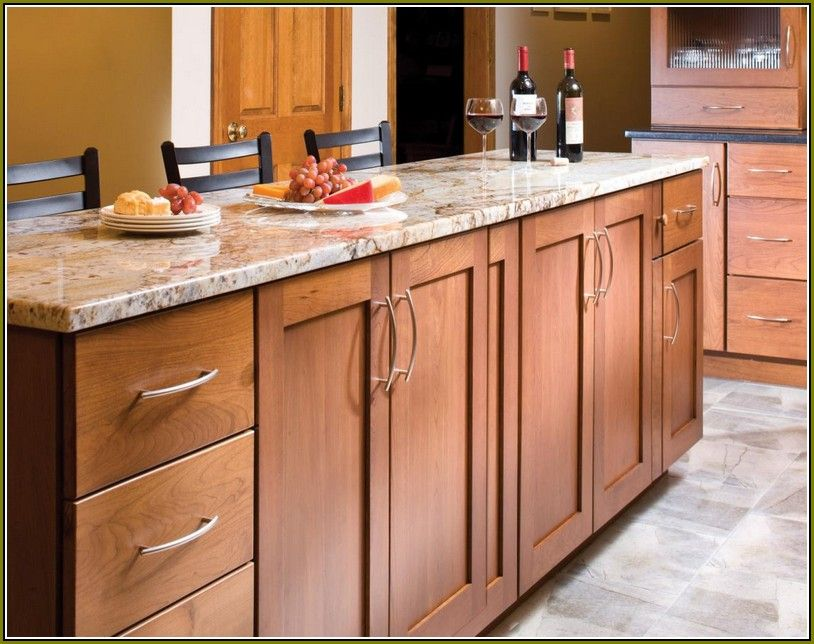 Maple Shaker Style Kitchen Cabinets in 2019 | Kitchen ...