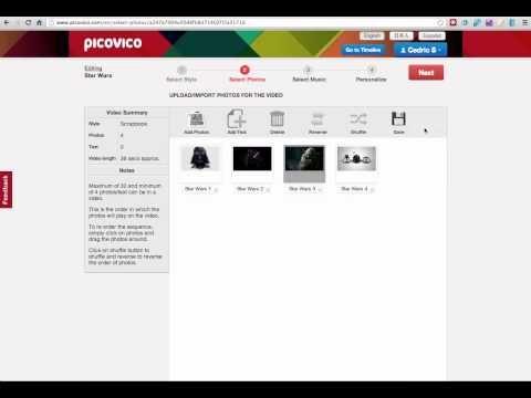 Comment créer un photo montage vidéo en 5 étapes Wordpress