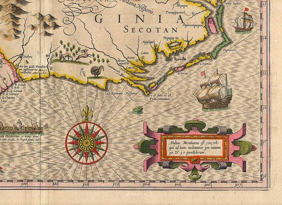 Hondius southeast antique world maps old world by mapsandposters explore antique maps antique books and more hondius southeast antique world maps old gumiabroncs Gallery