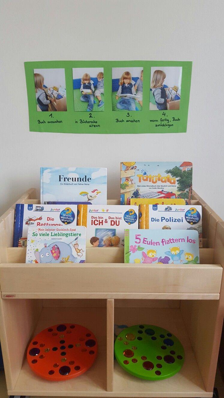 regeln im kindergarten f r das b cher ansehen rules in the nursery school bicher. Black Bedroom Furniture Sets. Home Design Ideas