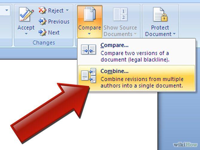 How To Merge Documents In Microsoft Word Microsoft Word Document Microsoft Word Microsoft