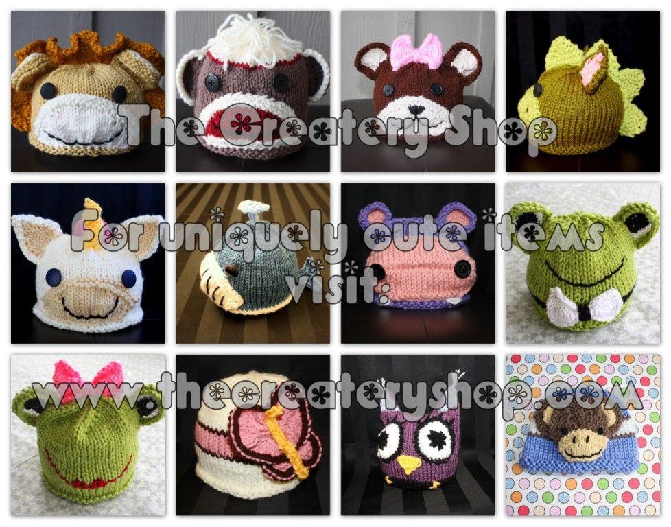 crochet baby cap pattern - Google Search