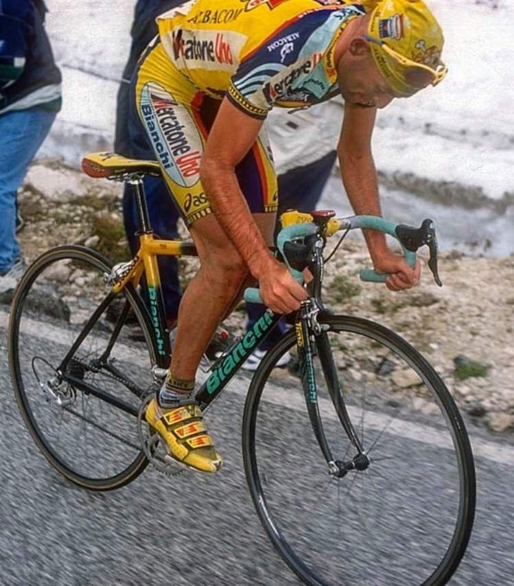 Pin di Bruno su MARCO PANTANI Ciclismo, Bicicletta