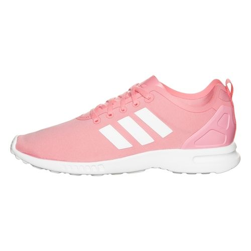 ddc681eb336ed3 ... usa adidas originals zx flux smooth sneaker super pop core white auf  stylelounge.de adidas