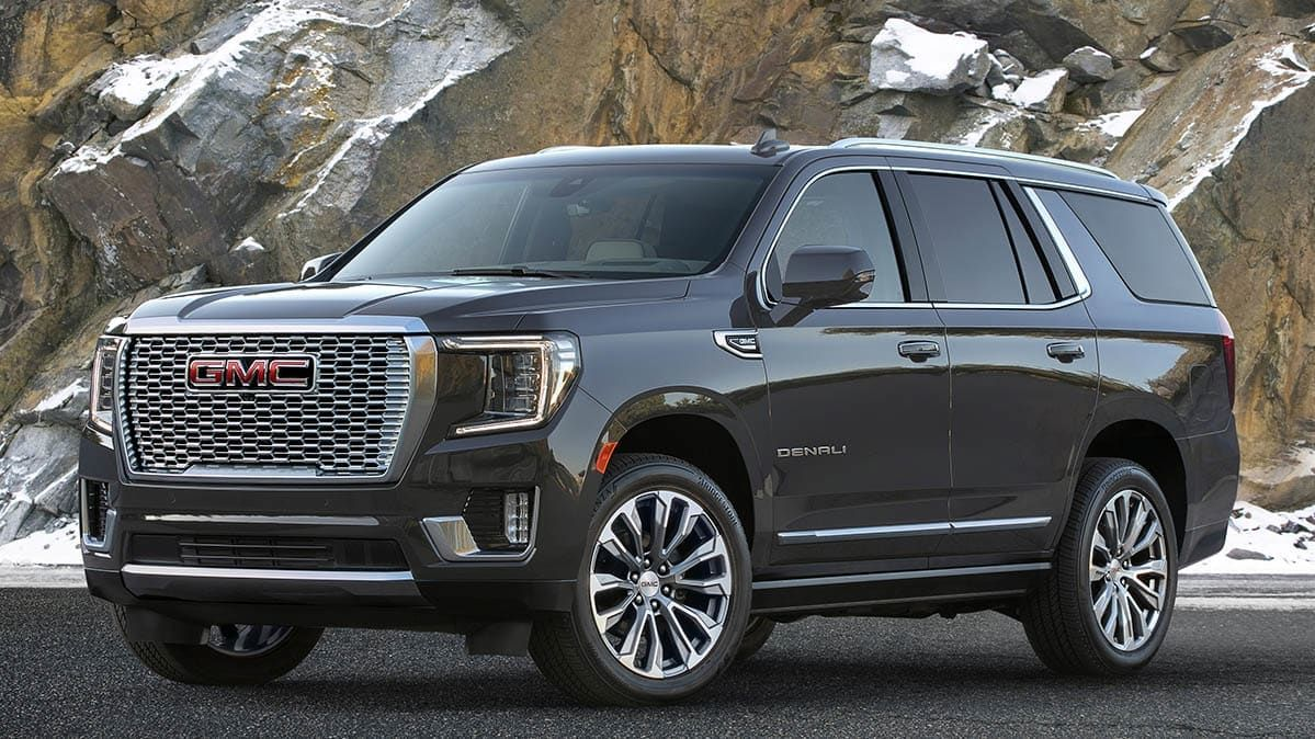 2021 GMC Yukon and Yukon XL Grow in Size and Features in