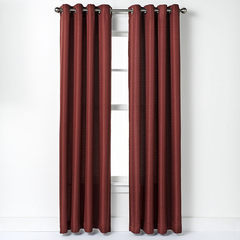 Window Curtainworks Monterey Grommet Lined Window Curtain