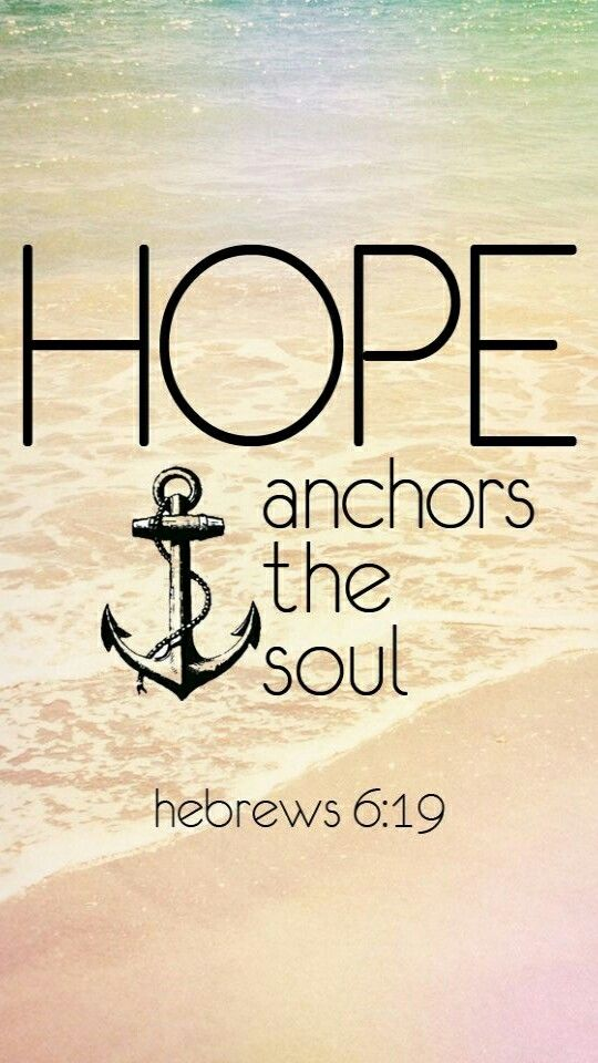 Christian Religious Bible Verse Inspirational Quotes Cusion Case, Hebrews Hope  Anchor The Soul Throw Cushion Case Pillowcase Pillow Cover With Zipper One  ...