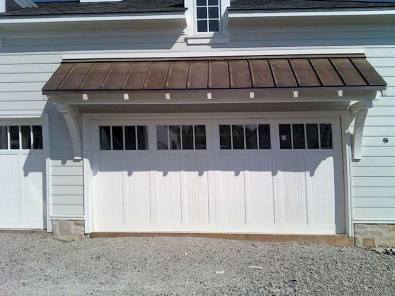53 Stunning Vintage Mid Century Living Room Decor Ideas Garage Door Design House Exterior Garage Doors