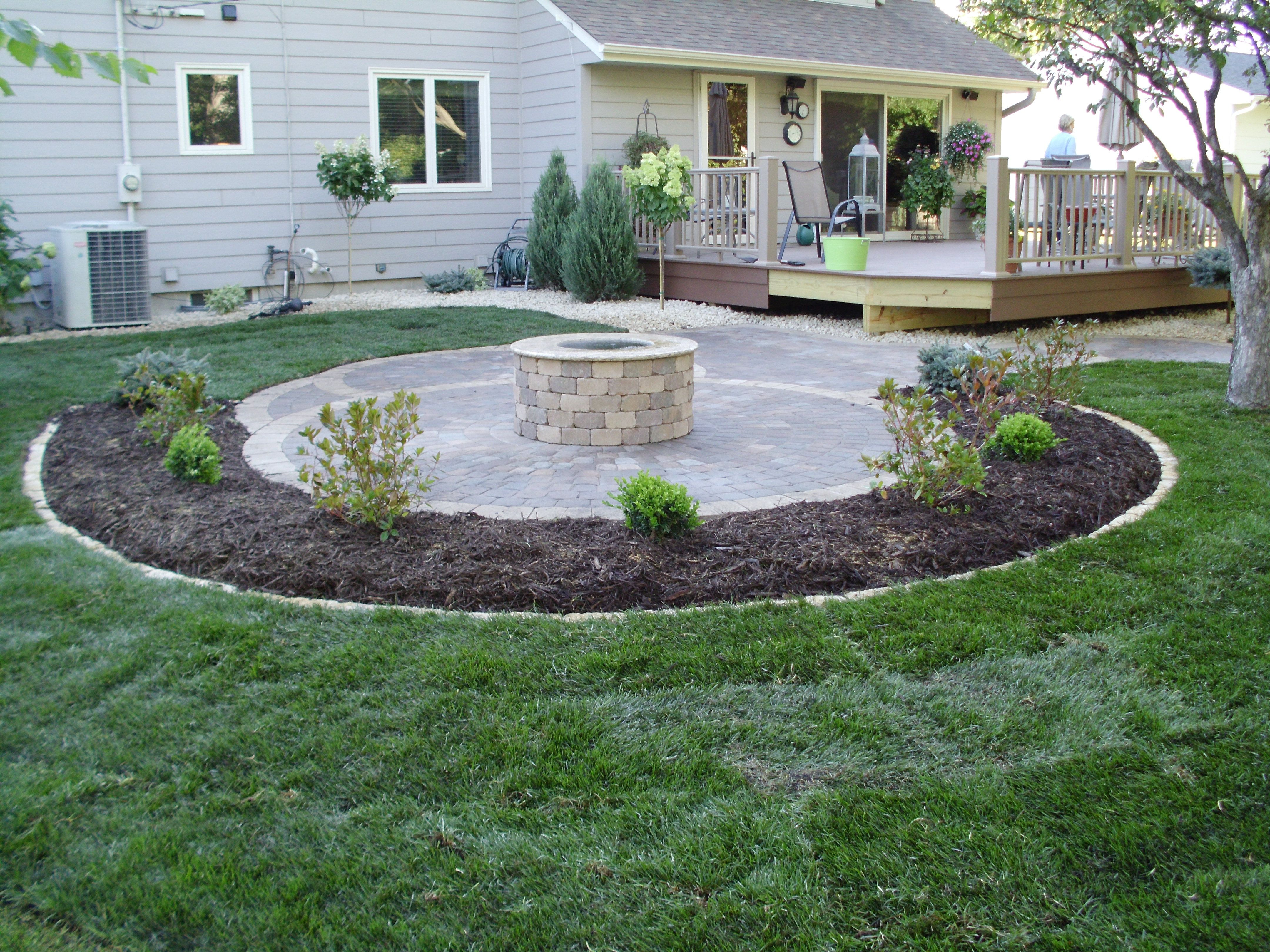 Around Patio Pavers 13 Best Circular Patio Images On Pinterest  Blue Spruce Anchor