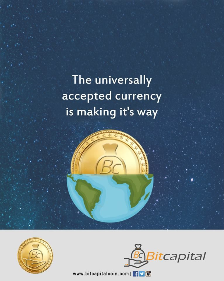 To invest click on The universe is