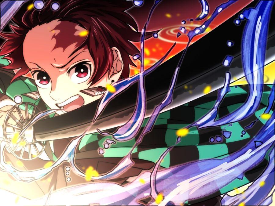 Kimetsu no yaiba Anime, Hình ảnh, Quỷ