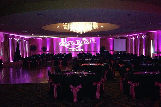 Wedding Lighting Dj Empire Productions Sioux Falls Sd