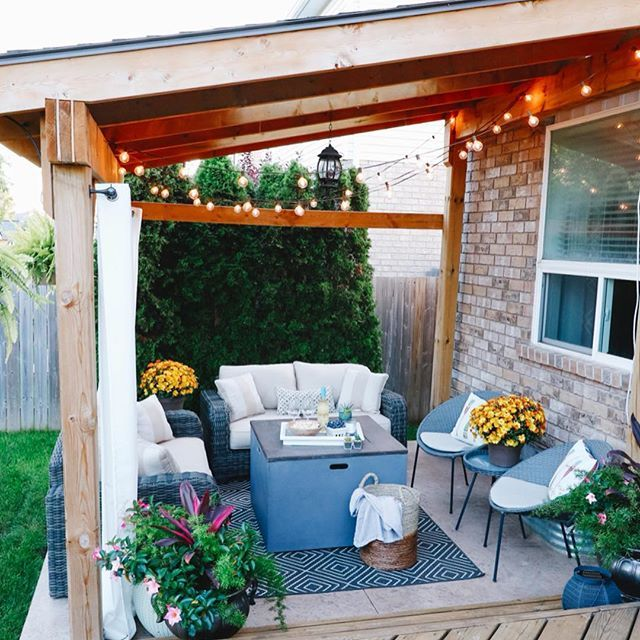 HDBlogSquad // How To Build A Covered Patio