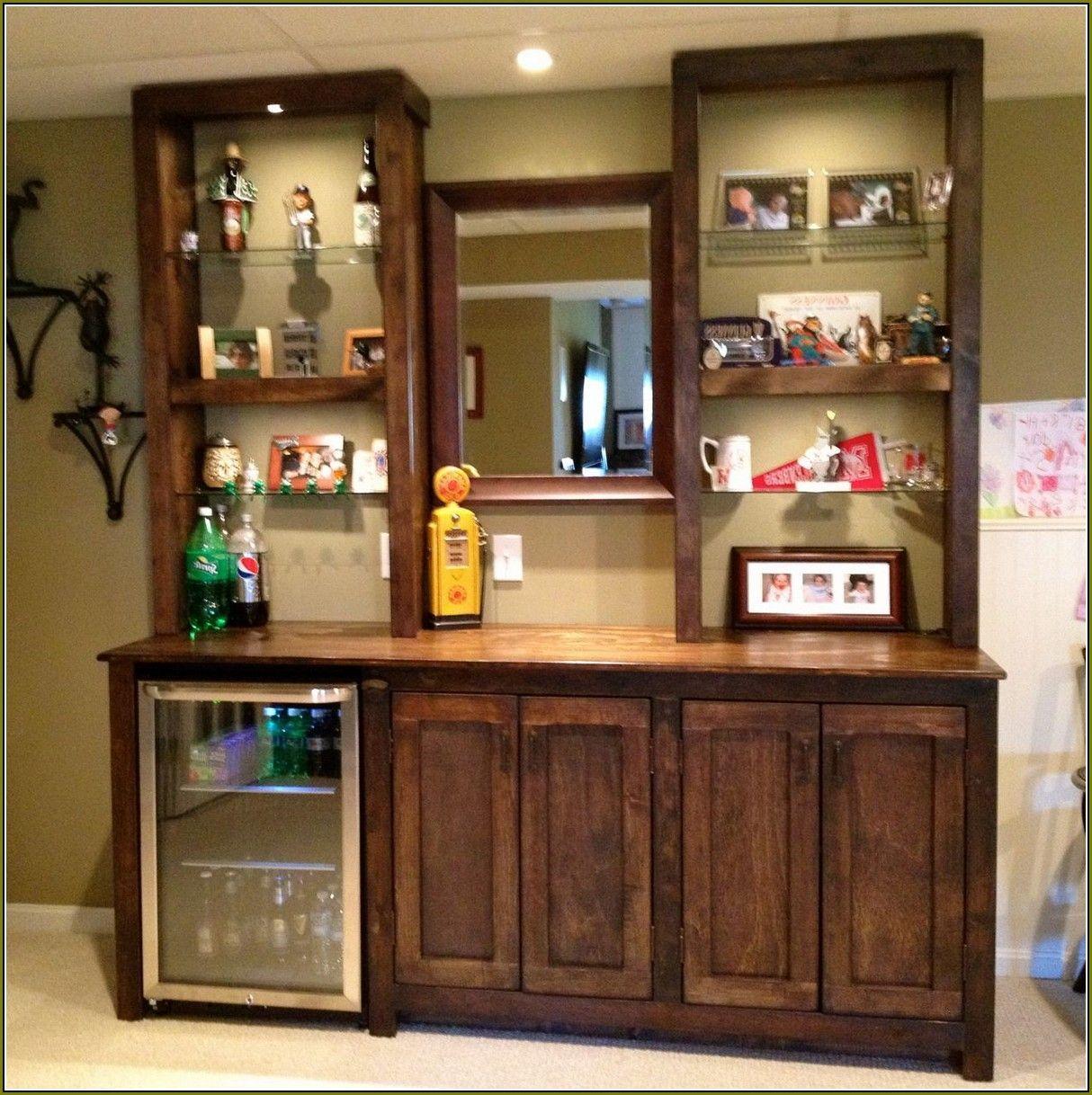 Bar W Mini Refrigerator Barfurnitureideas
