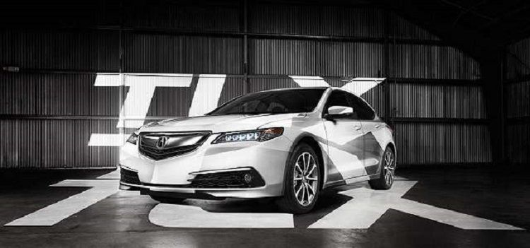 2018 Acura Tlx Release Date Redesign Price