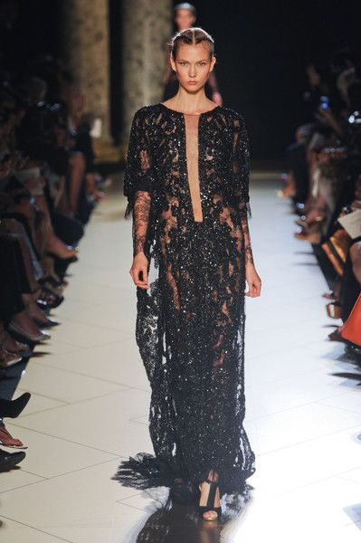 Elie Saab Couture Fall 2012.