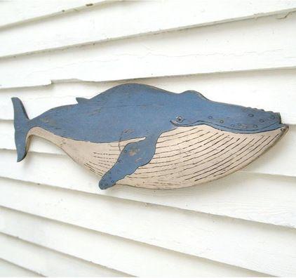 Seemännische Funde für das Kinderzimmer