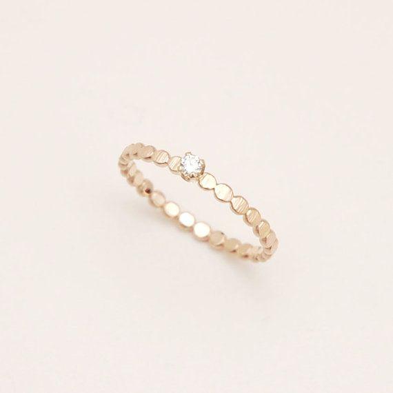 Diamantring verlobung gold  Pin von vila auf Romantisch | Pinterest | Diamantring, Band und Perlen