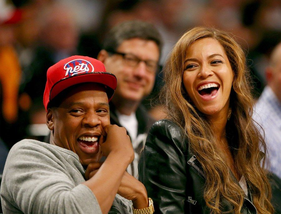 Beyoncé and Jay Z's Relationship In Photos Beyonce