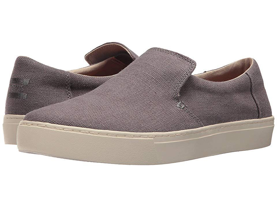 TOMS Lomas SlipOn Shade Heritage Canvas Mens Slip on Shoes With every pair of shoes you purchase TOMS will give a new pair of shoes to a child in need One for One The TOM...