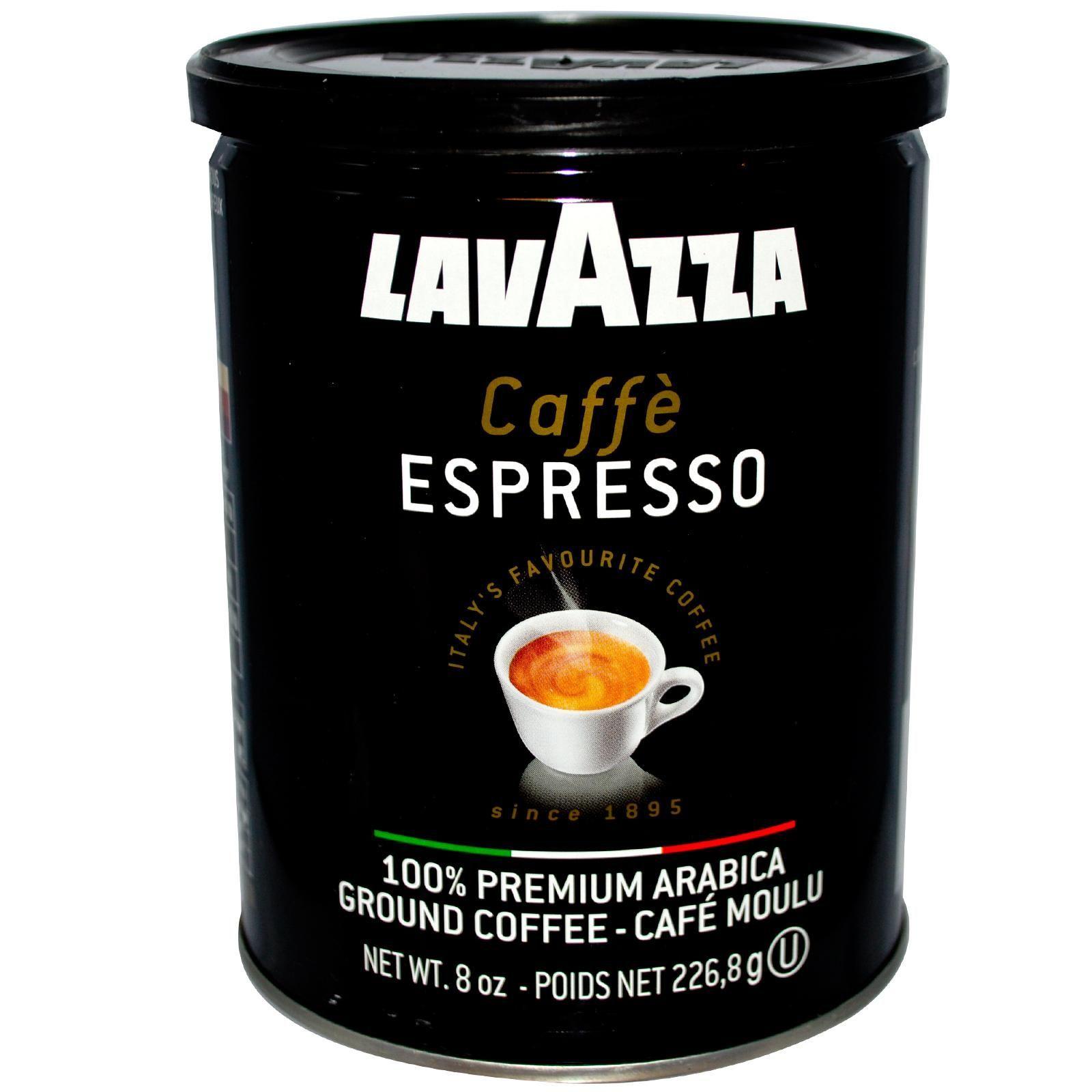 LavAzza Premium Coffee! Italy's Favorite Coffee Since 1895