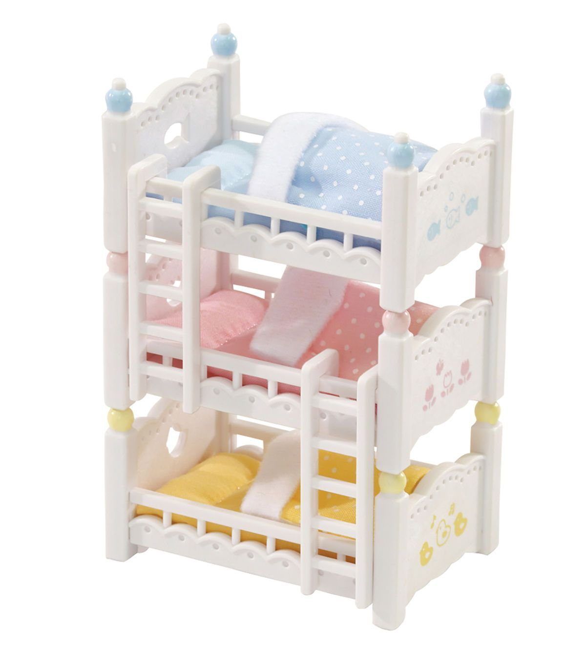 Calico Critters Triple Baby Bunk Beds Baby Bunk Beds Bunk Bed