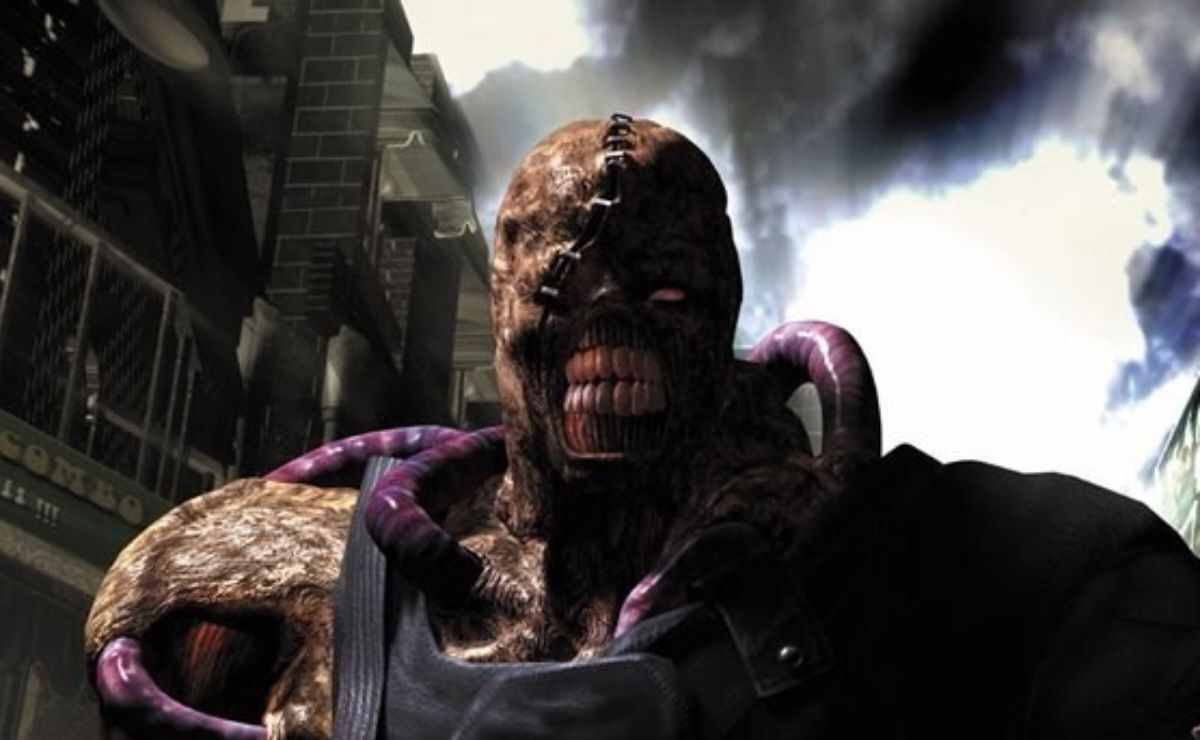 Image result for nemesis resident evil 3