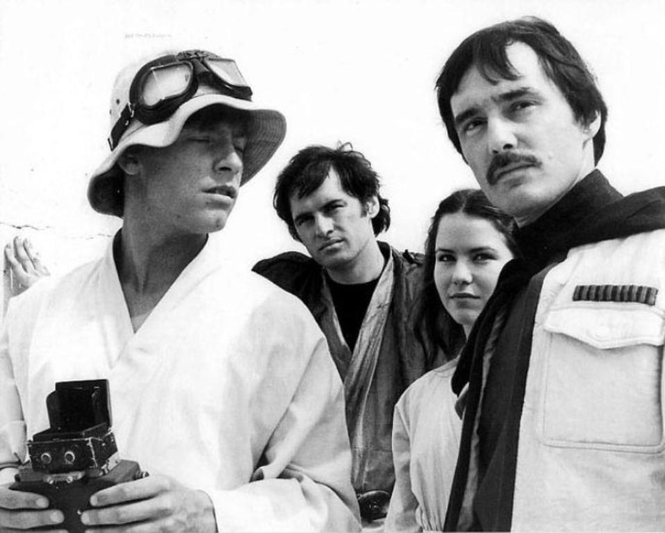 101 Of 1 138 Photos Chronicling The Making Of The Original Star Wars Trilogy Check Out My Account For More Star Wars Pictures Star Wars Trilogy Star Wars Episode Iv