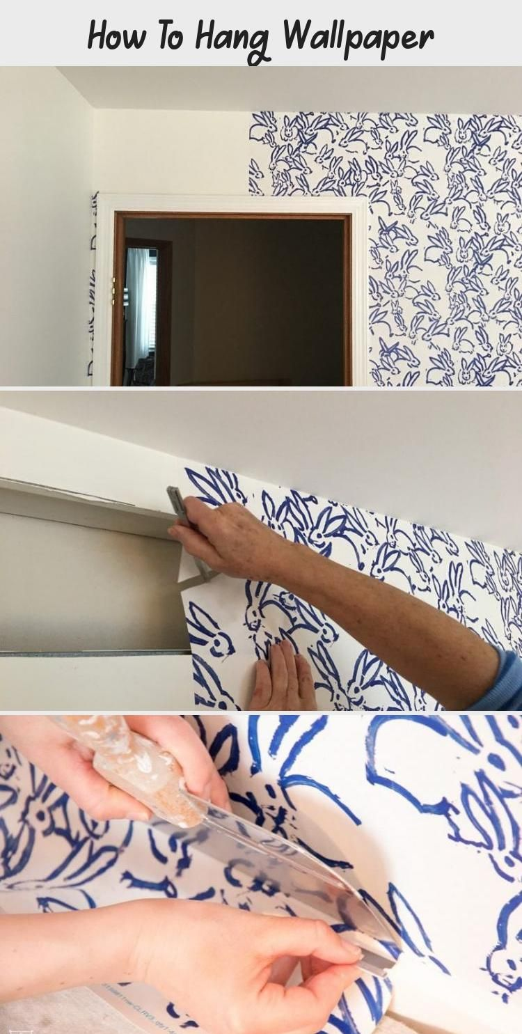 How To Put Up Wallpaper That Is Not Prepasted