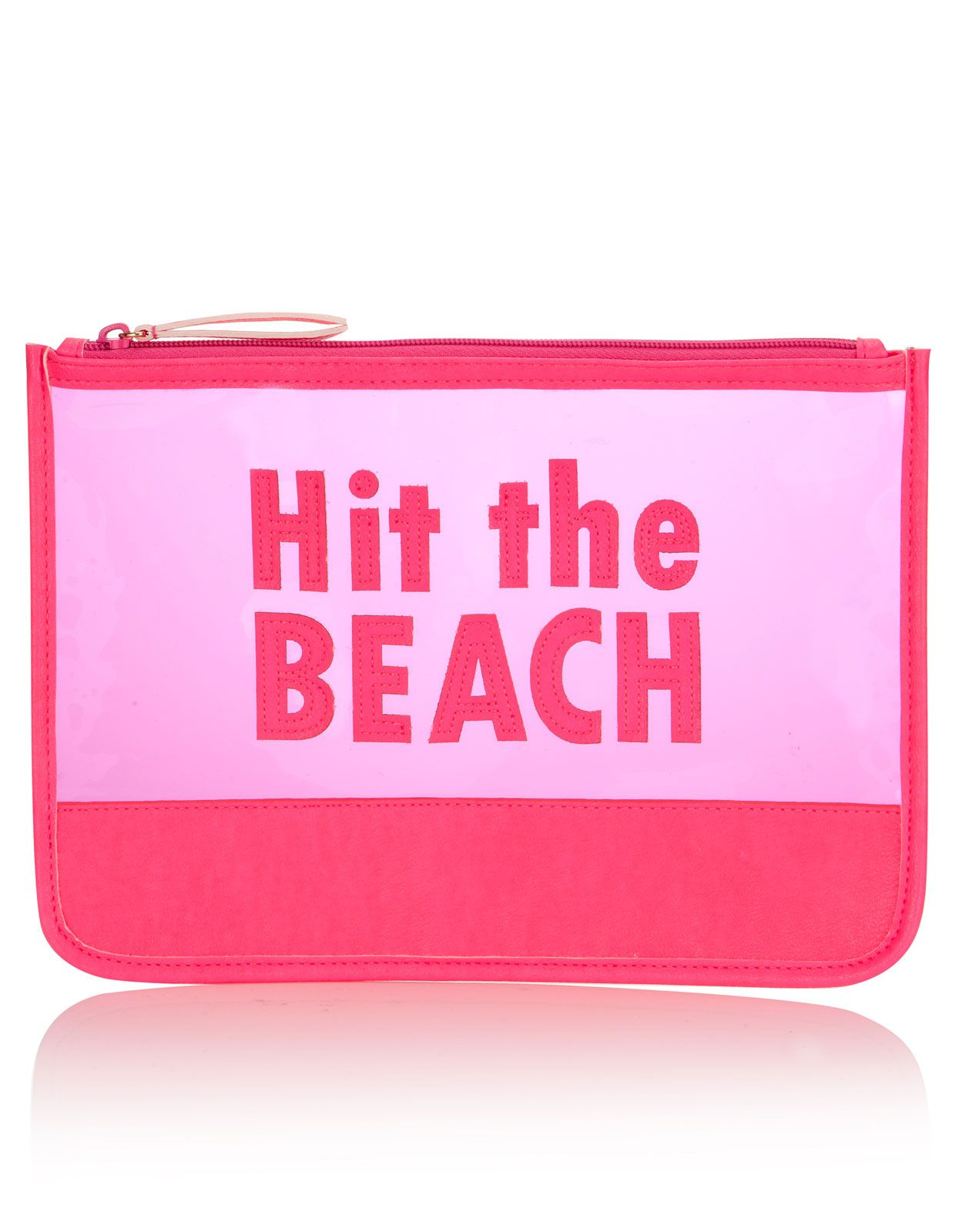 Pvc Bikini Bag Great For Carrying Your Poolside Essentials Or