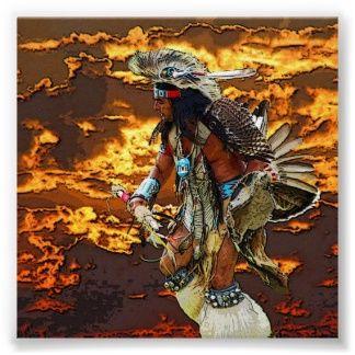 Cherokee Fire Dance