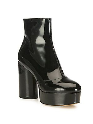 Marc Jacobs Amber Patent Leather
