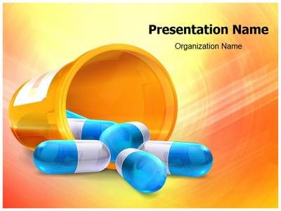 Download Our Professionally Designed D Pills Ppt Template This