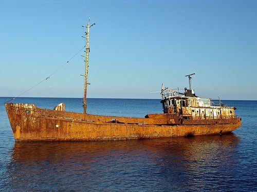 rusty ships - Google Search