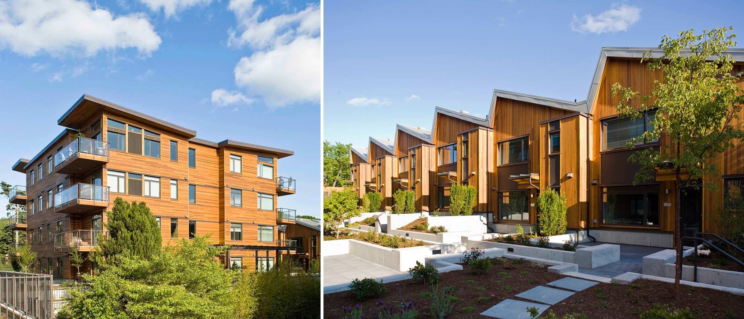 Richmond Gate Apartments D Ambrosio Architecture Urbanism Architectural Practice Architecture House Styles