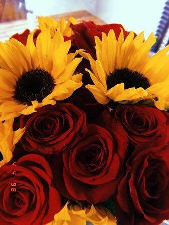 Pinterest кαℓєyнσggℓє Arreglos Florales Girasoles Y