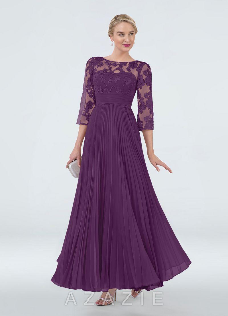 Azazie Dusty Rose Felicity Dress - Tradesy