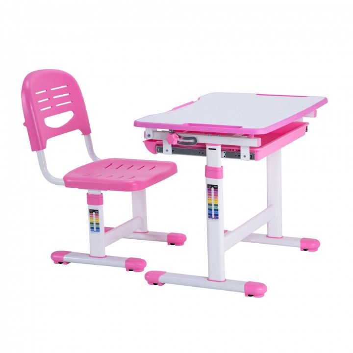 girls pink desk chair for kid kids guest decorating ideas simple home