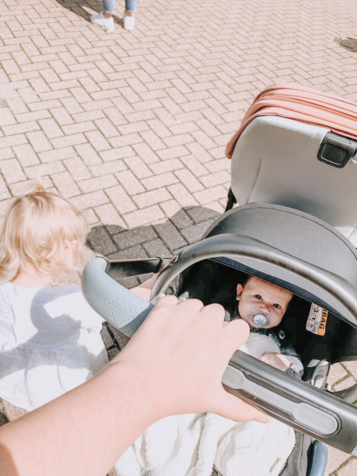 Quinny Hubb Duo Review Quinny, Double buggy, Changing bag