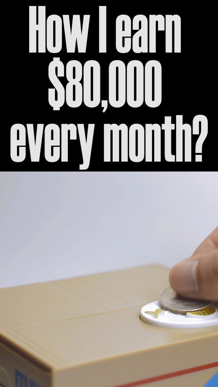 How I earn $80000 every month?
