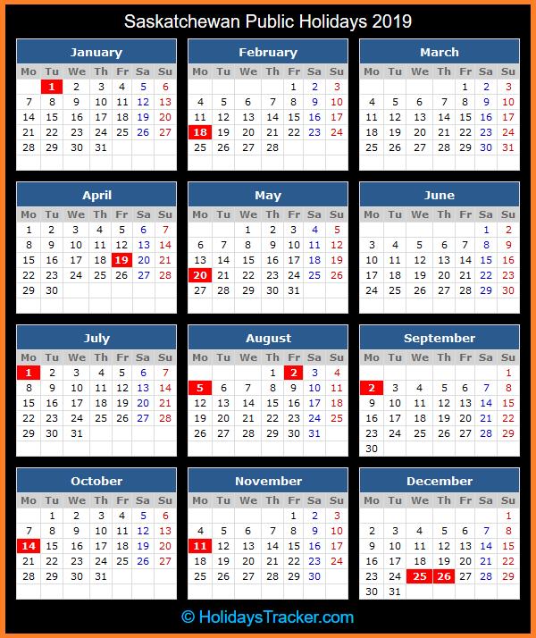 Public Holidays 2019 For Canada Holiday Calendar Calendar Printables Calendar Template