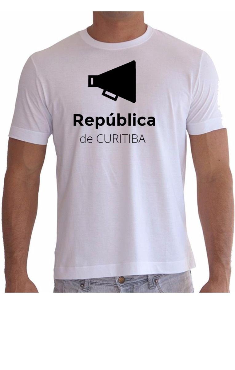 camisetas-revolução-protesto-corrupção-república-curitiba  fddc83a5f83