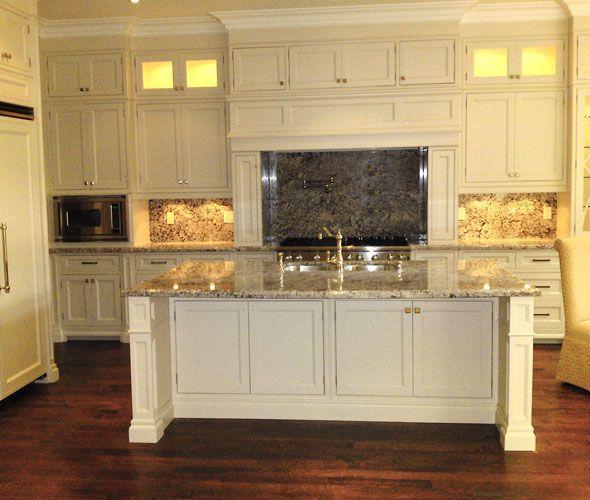 Lifetime Kitchen Cabinets Design Inc Framed Kitchens Kitchen