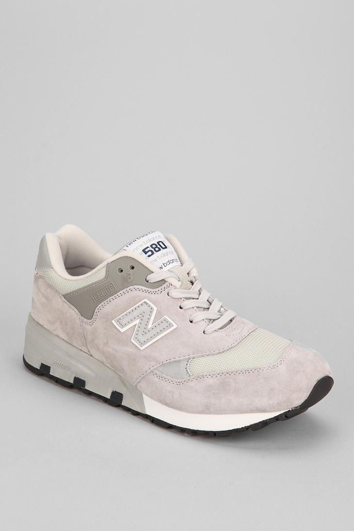 differently 7641a 9e6b6 Urban Outfitters - New Balance CM 580 Sneaker | Want ...