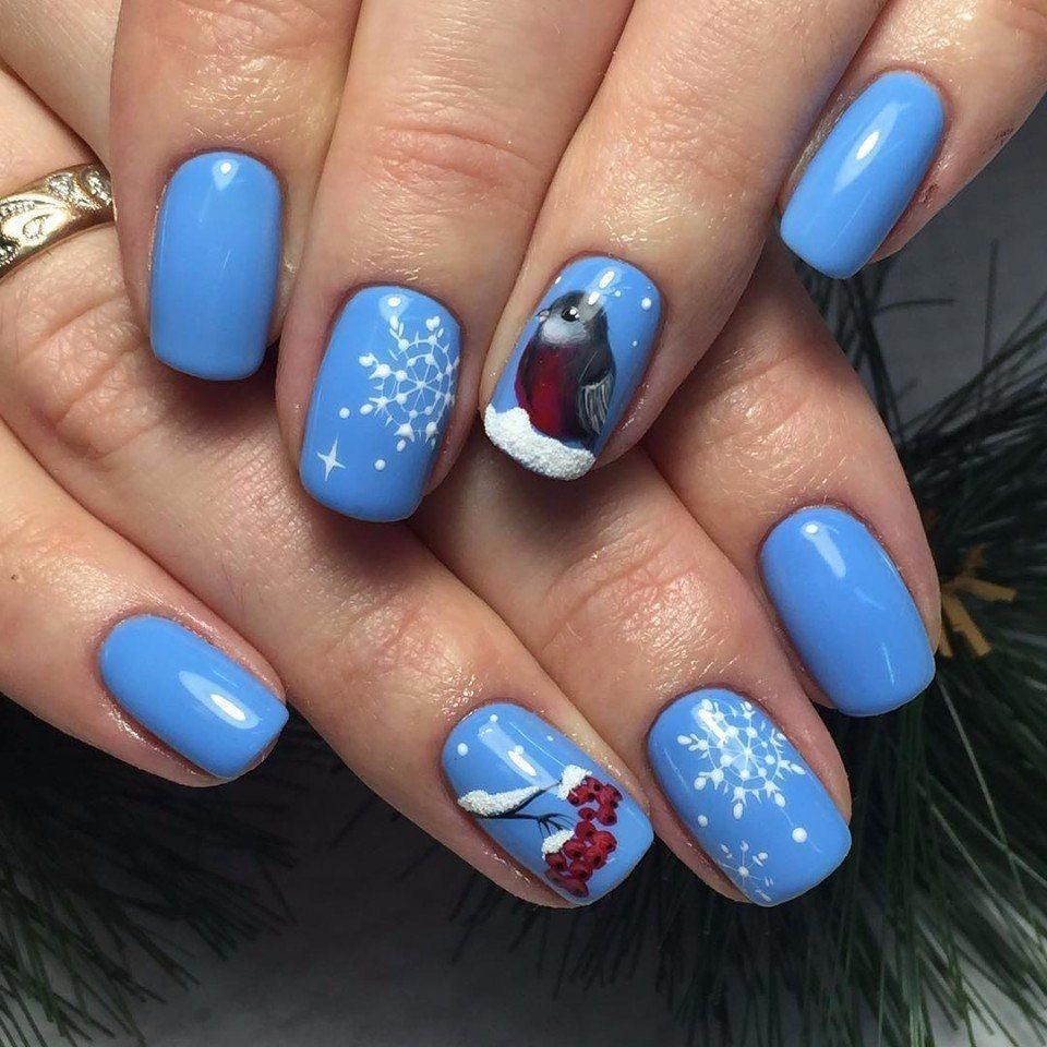 Check these out gel christmas nails gelchristmasnails
