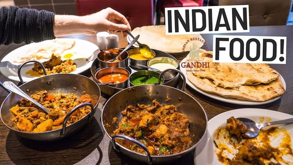 Dining Out In Amsterdam City Will Almost Always Provide Restaurant With A Great Experience Gandhileidseplein Indian Food Recipes Food Best Chinese Food