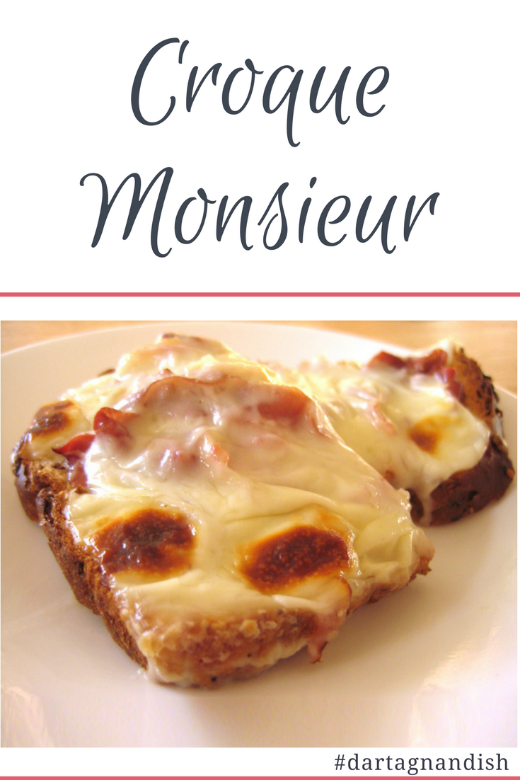 Let S Talk About Croque Monsieur Essentially A Grilled Cheese Sandwich With The Addition Of Ham And A Very Frenc Croque Monsieur Delicious Sandwiches Recipes