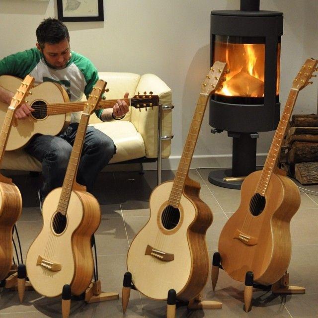 Catherwood Guitars and Mark Graham :-)