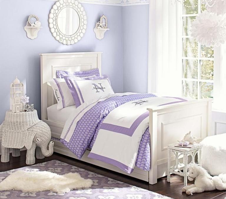 Charming Purple Bedroom Ideas For Teenage Girl images